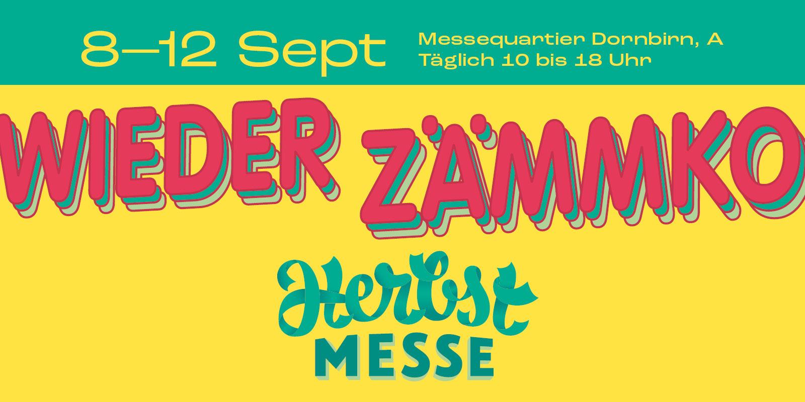 Banner der Dornbirner Herbstmesse